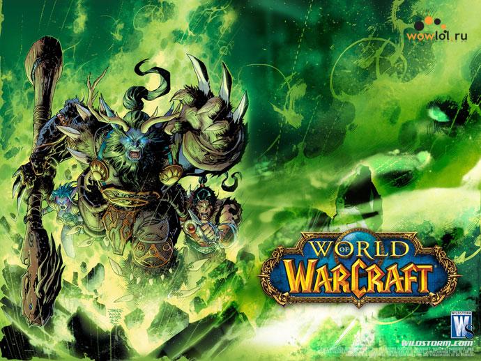 world of warcraft обои
