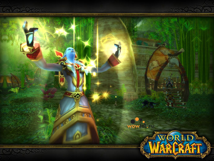 world of warcraft скачать обои