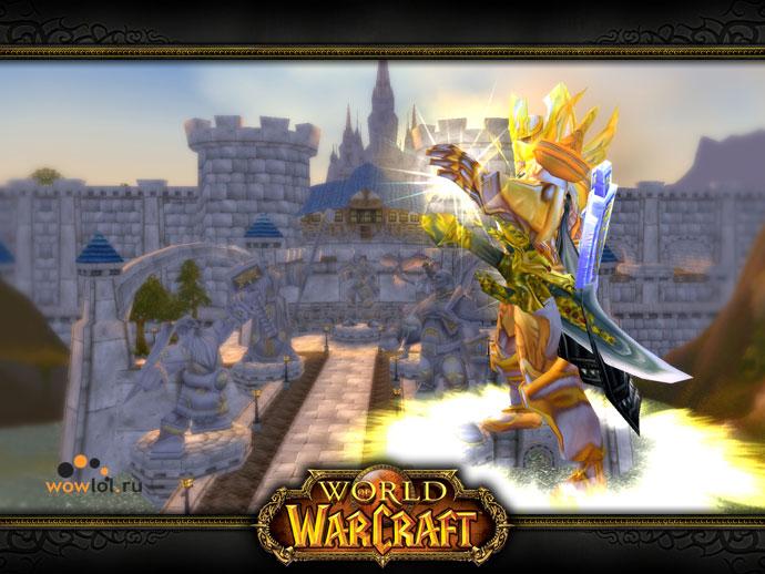 world of warcraft обои рабочий стол