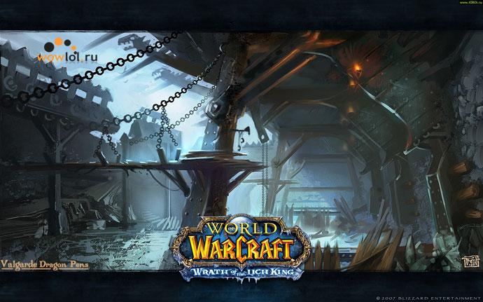 world of warcraft обои на рабочий стол