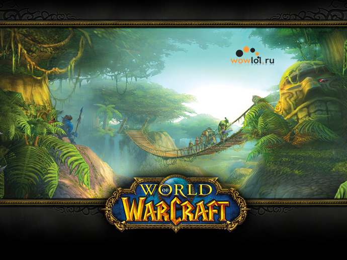 на рабочий стол world of warcraft