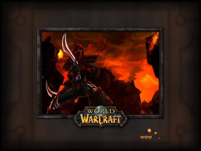 скачать world of warcraft обои