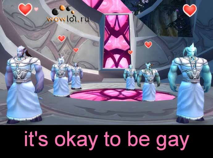 Its okay to be a gay?