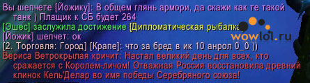 Отважная Россия с Ясенего леса.