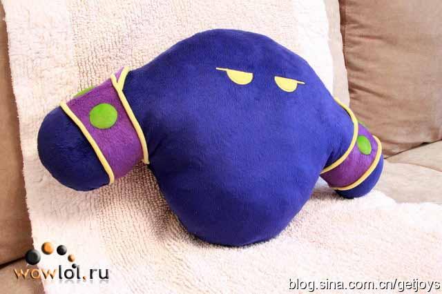 Подушка для Варлока =)