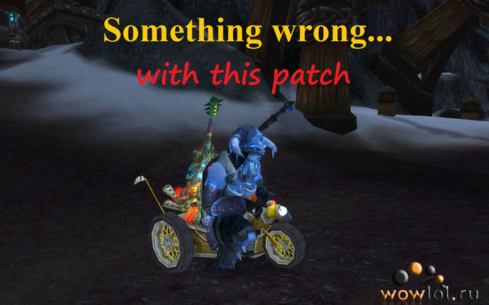 Something wrong. . . with this patch