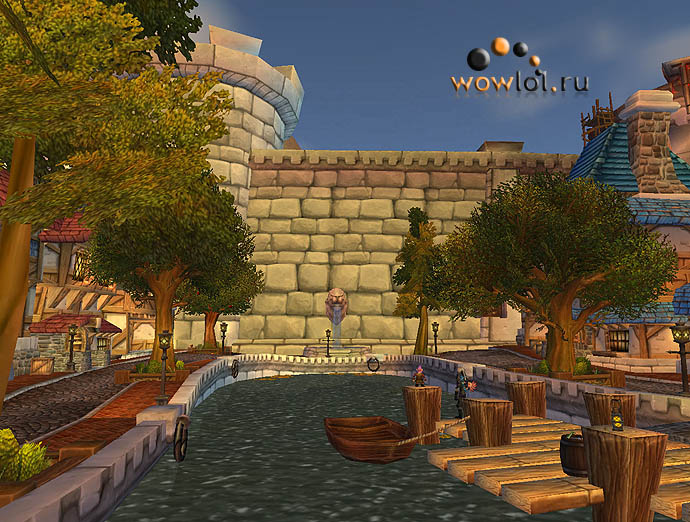 Великая Шормградская стена