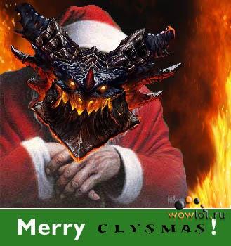 Merry Clysmas
