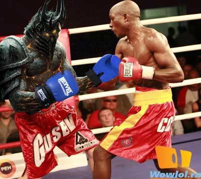 Болвар боксер