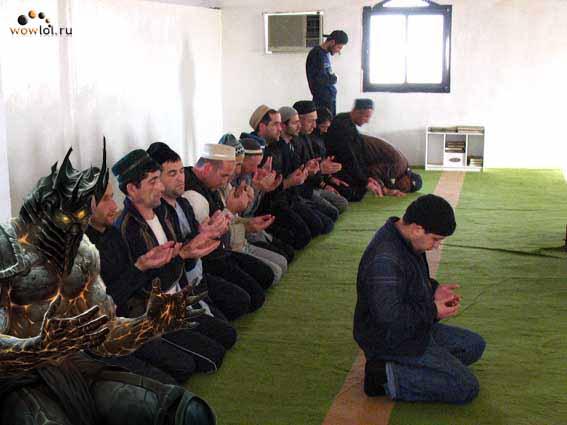 Болвар и культисты