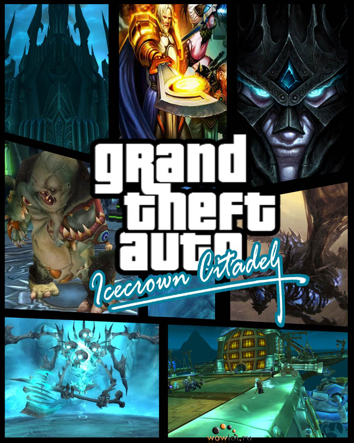 GTA-Icecrown Citadel