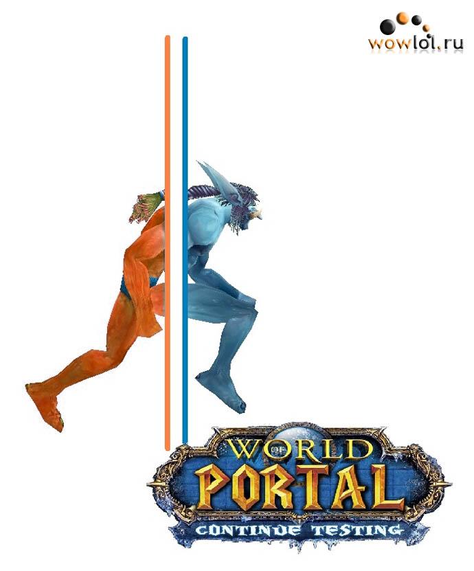 Worlo of PORTAL