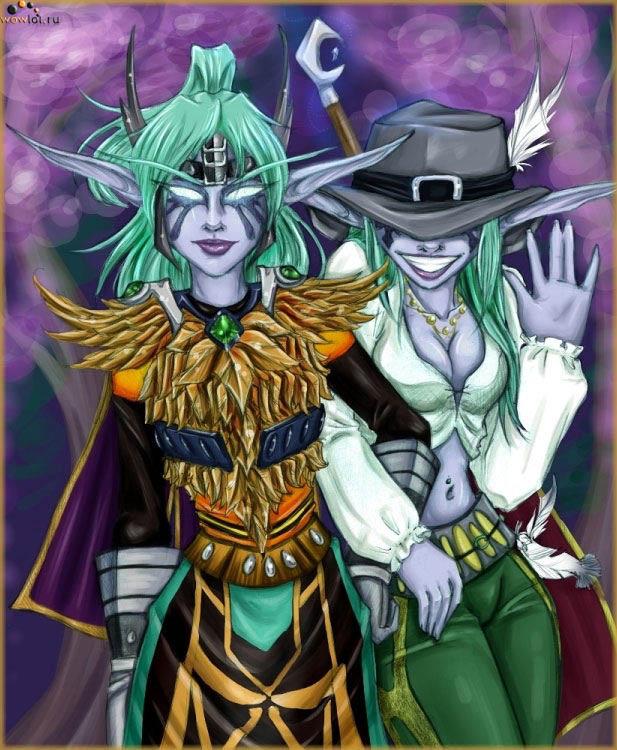 Сестры-друидки