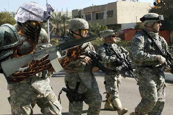 Болвар в ираке