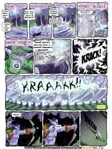 wow перевод комиксов Teh Gladiators Типа Гладиаторы 119 эпизод