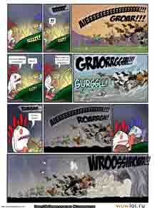 wow перевод комиксов Teh Gladiators ипа Гладиаторы выпуск 158