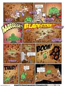 wow перевод комиксов Teh Gladiators ипа Гладиаторы выпуск 164