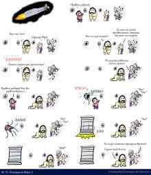wow комикс Dark Legacy на русском перевод