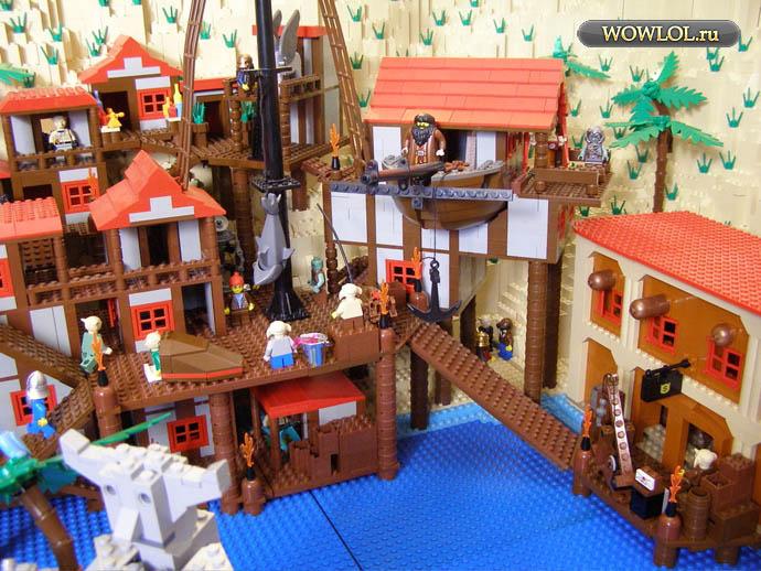 Лего WoW