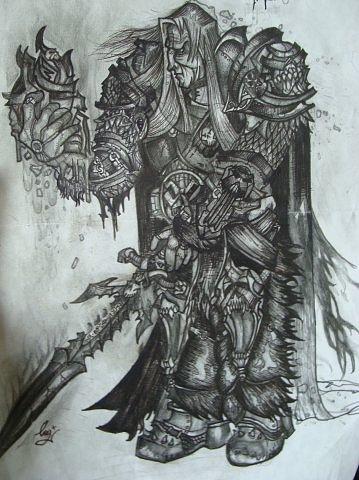 Мой арт, Артас