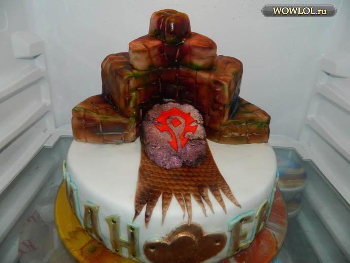 Вов торт)
