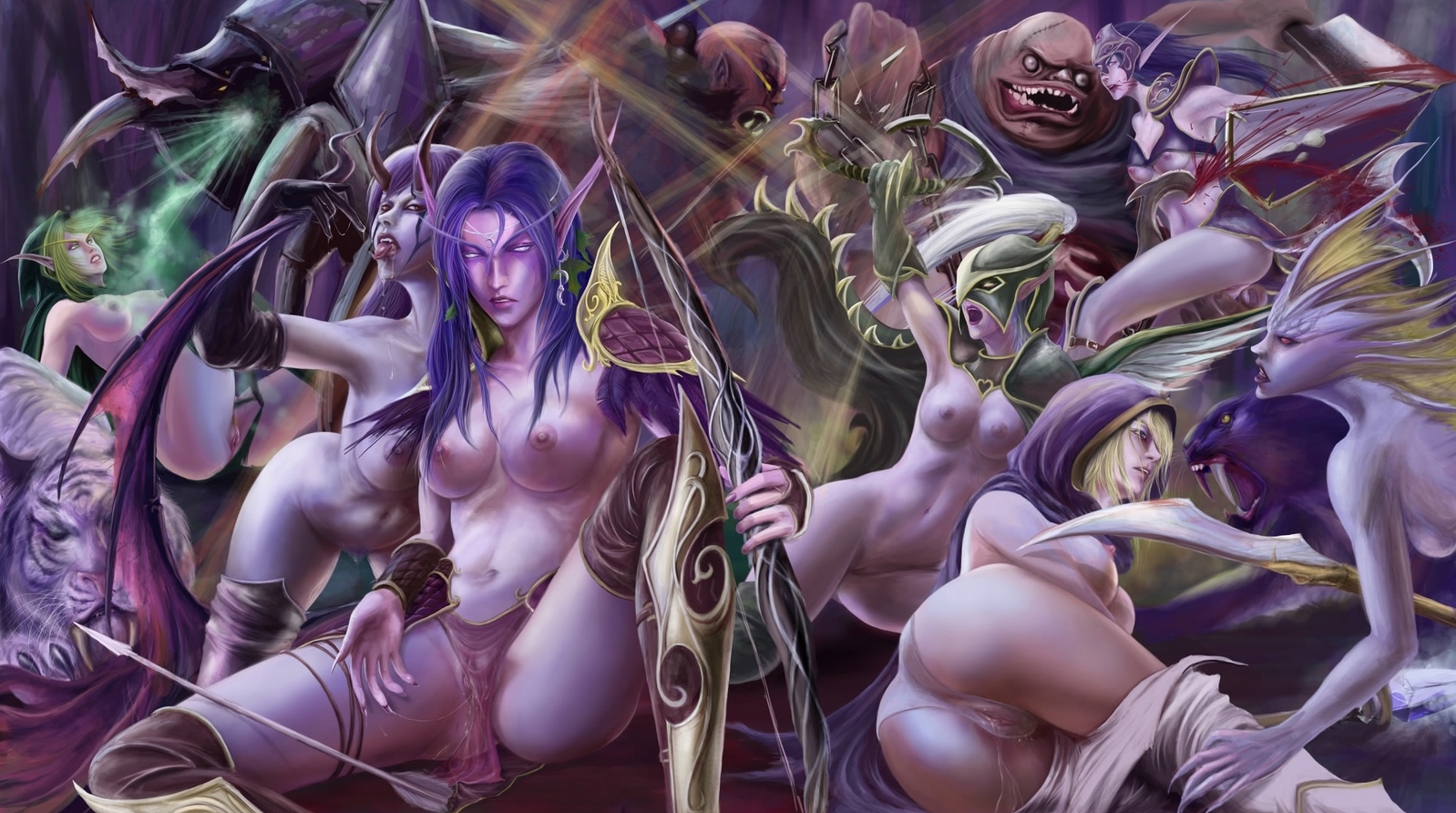 Naga tit pics erotic movies