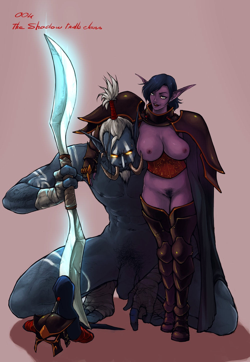Warcraft night elf archer porn pic sexual picture
