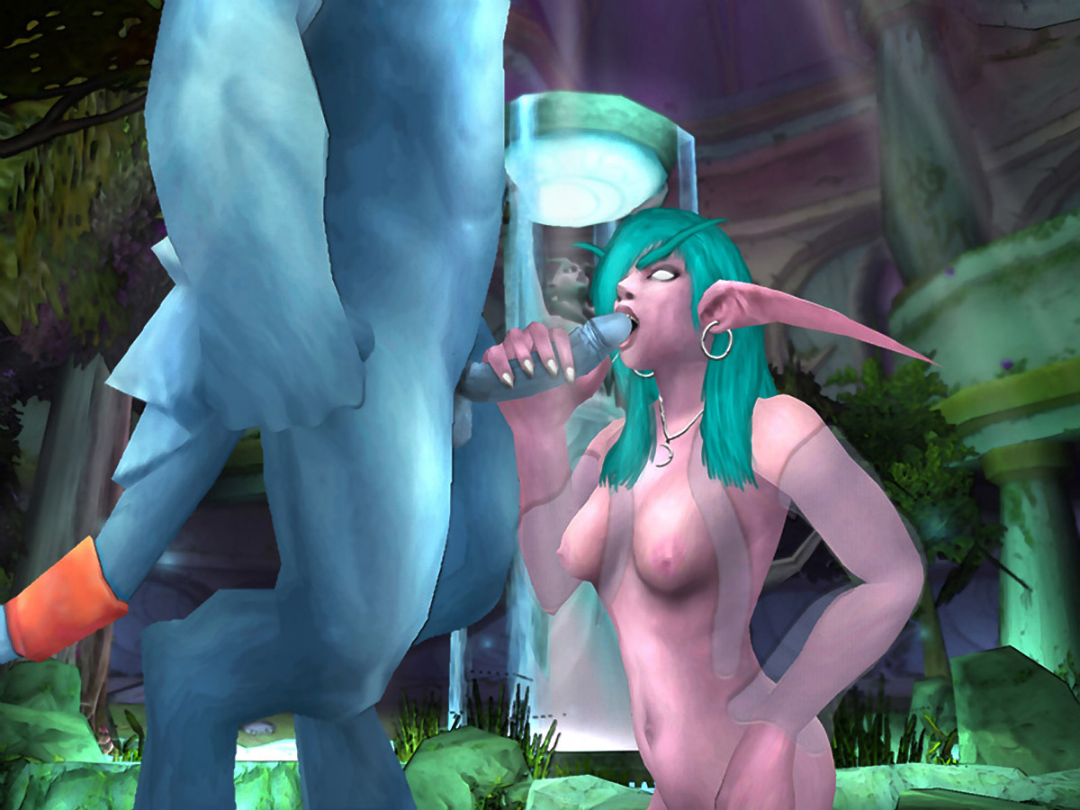 World of warcraft night elf naked naked gallery