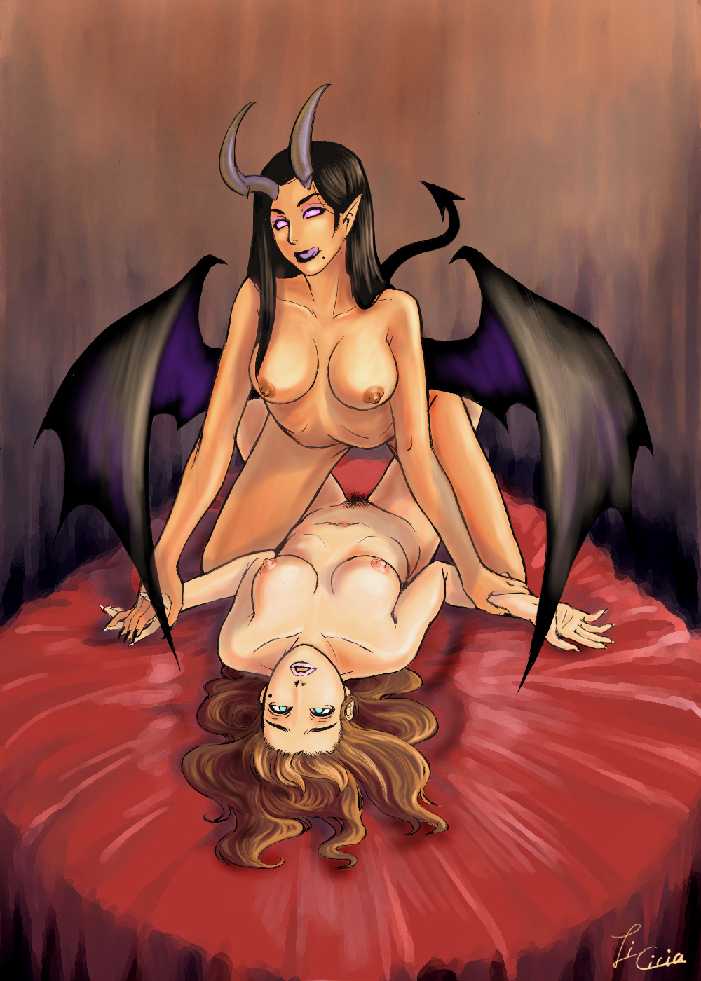 Succubus porn snuff adult photo