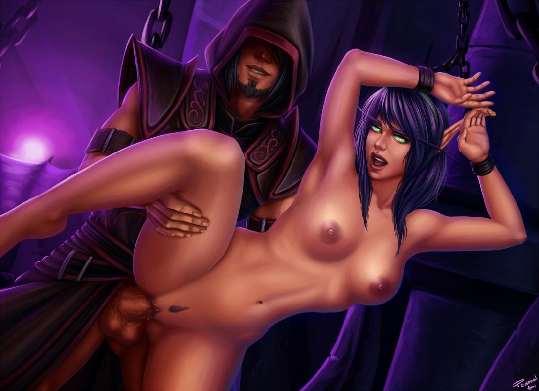 картинки эльфийи крови порно