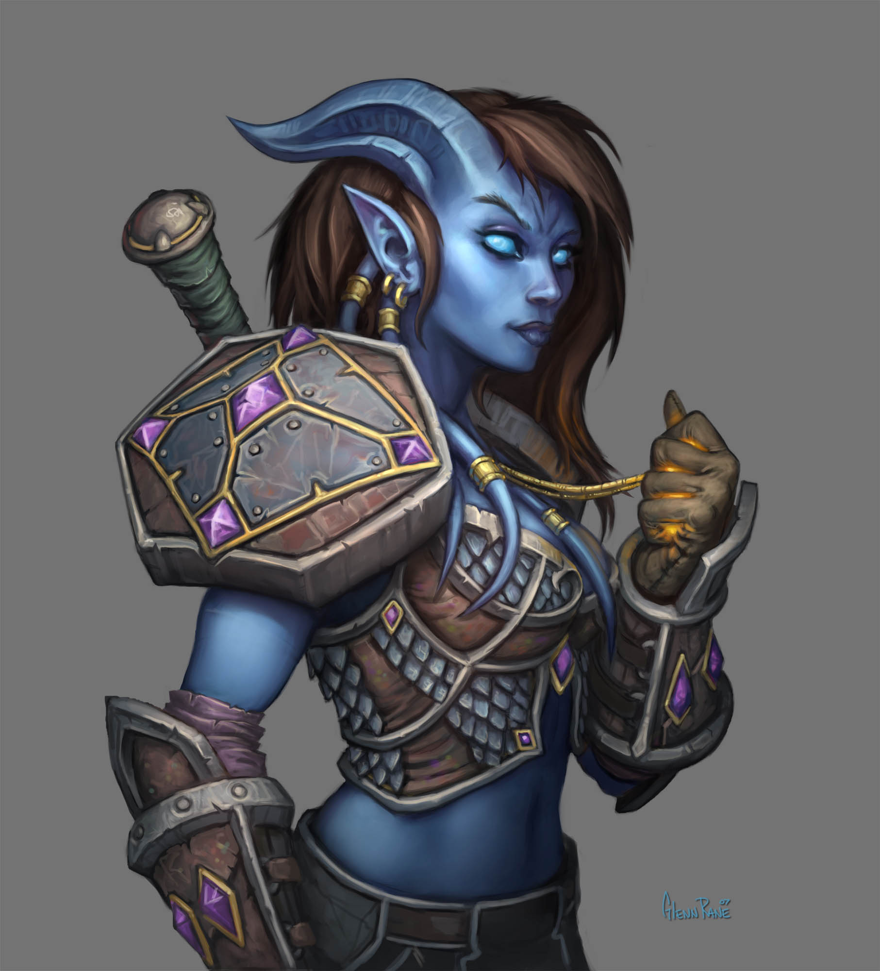 Draenei females erotic bisexual babe