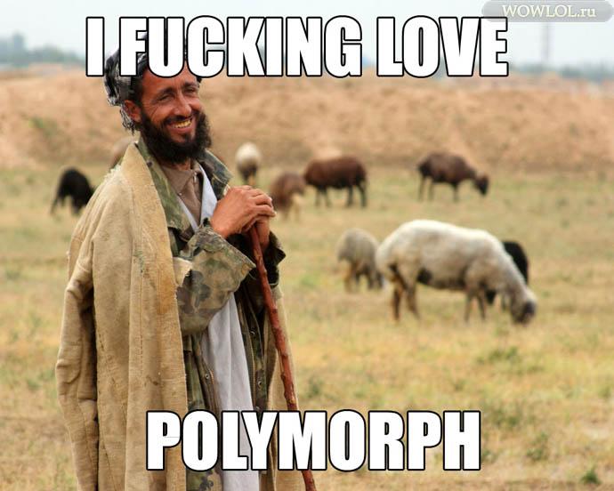 FUCKING LOVE POLYMORPH