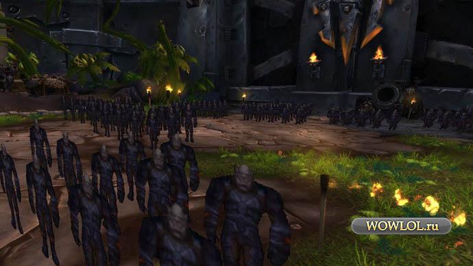 Численность Железной Орды сильно преувеличена.