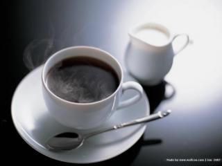 Кофе, не более...