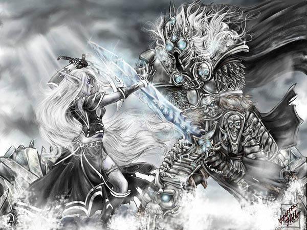 Сражение с Королем-Личом