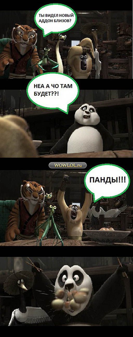 Еще немного о пандах