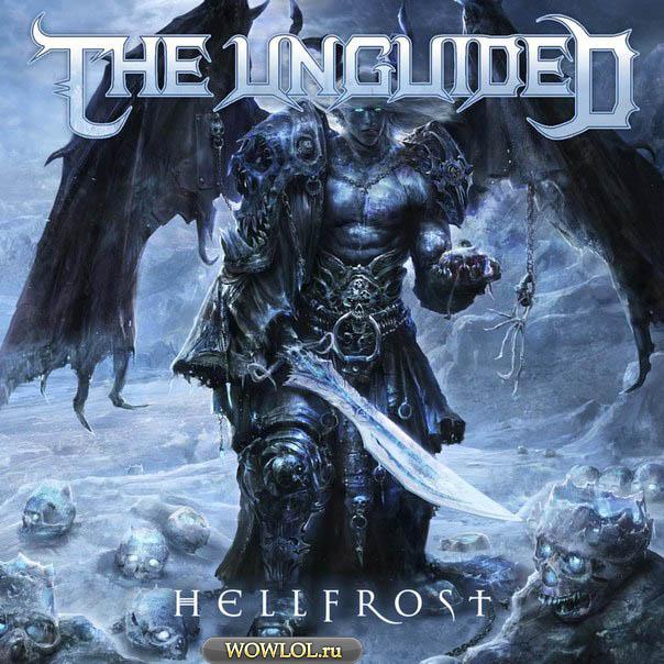 На обложке одного из альбомов дет-метал группы изобразили гибрид Лич-кинга и Иллидана.
