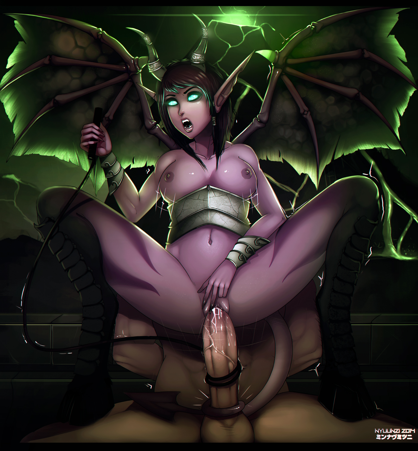 World of warcraft succubus fuck erotica boobs