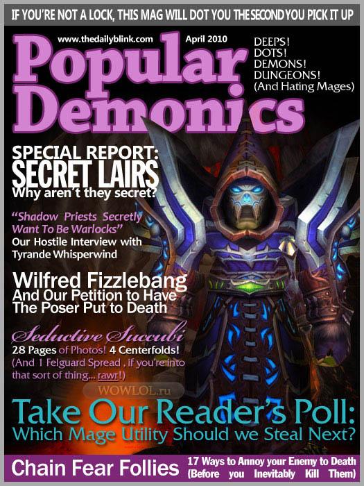 Popular Demonics