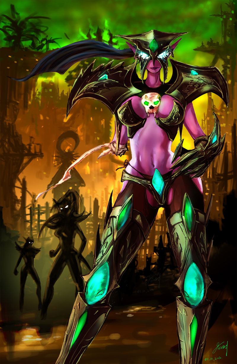 Night elf Nagaporn erotic movies