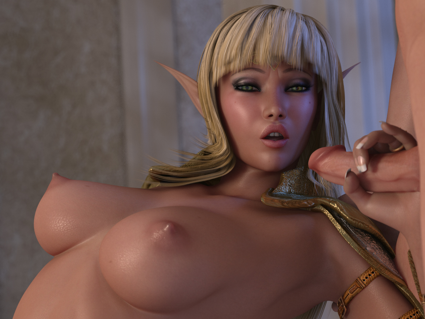 Sexy elven girls in xxx costumes sex picture
