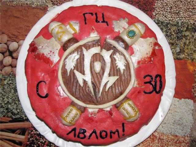 Тортик wow