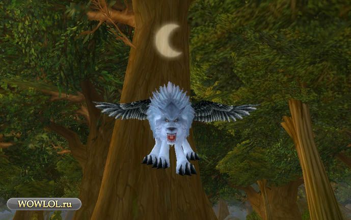 Лунный Волчара