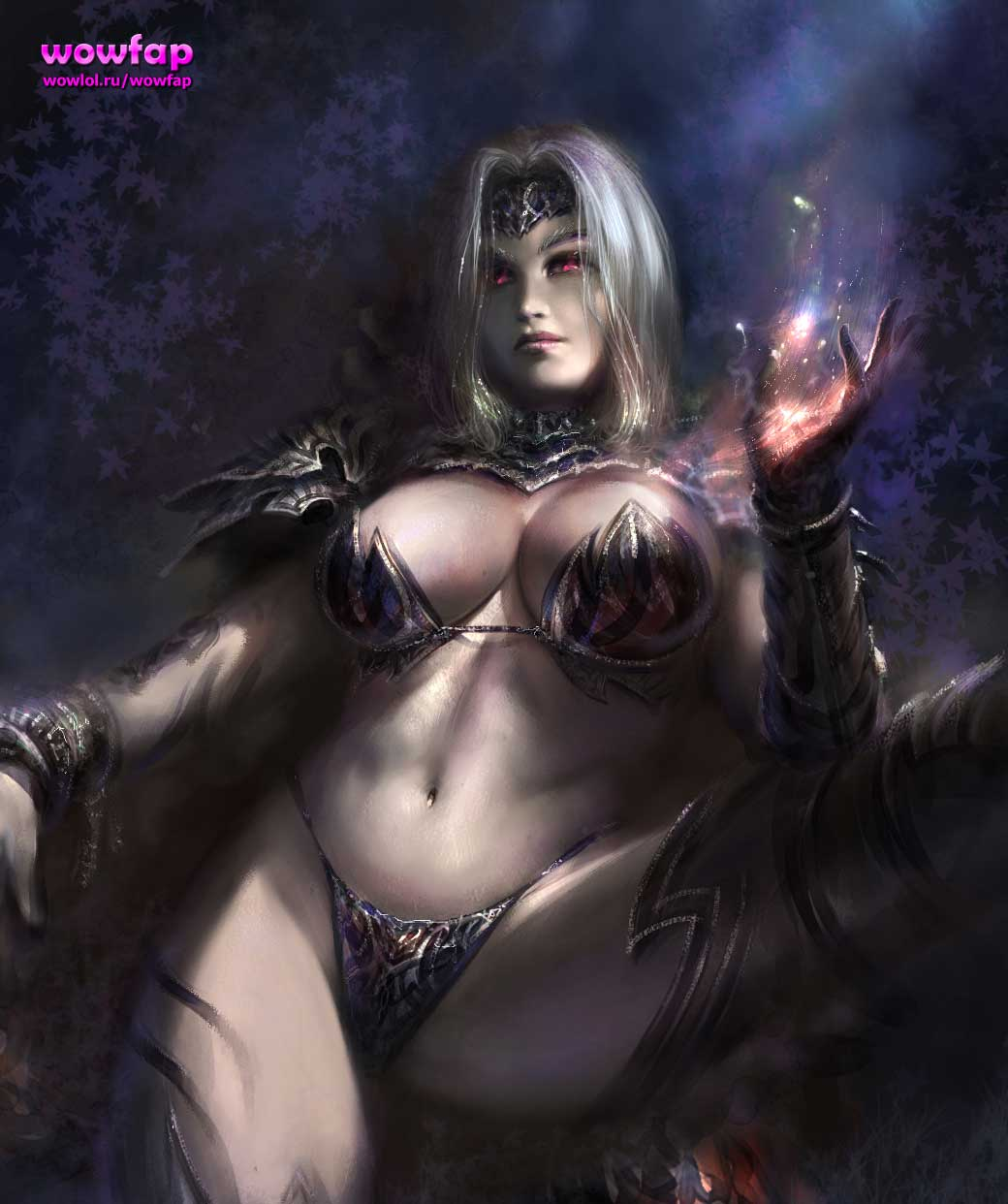 Dark fantasy art hentai naked movies