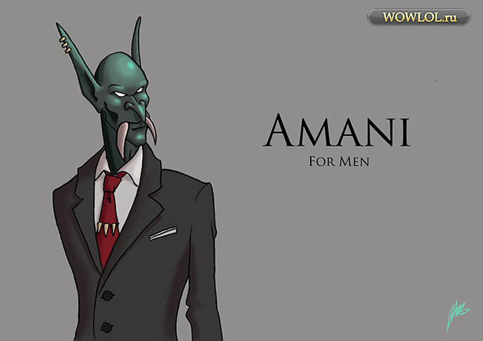 AMANI FOR MEN