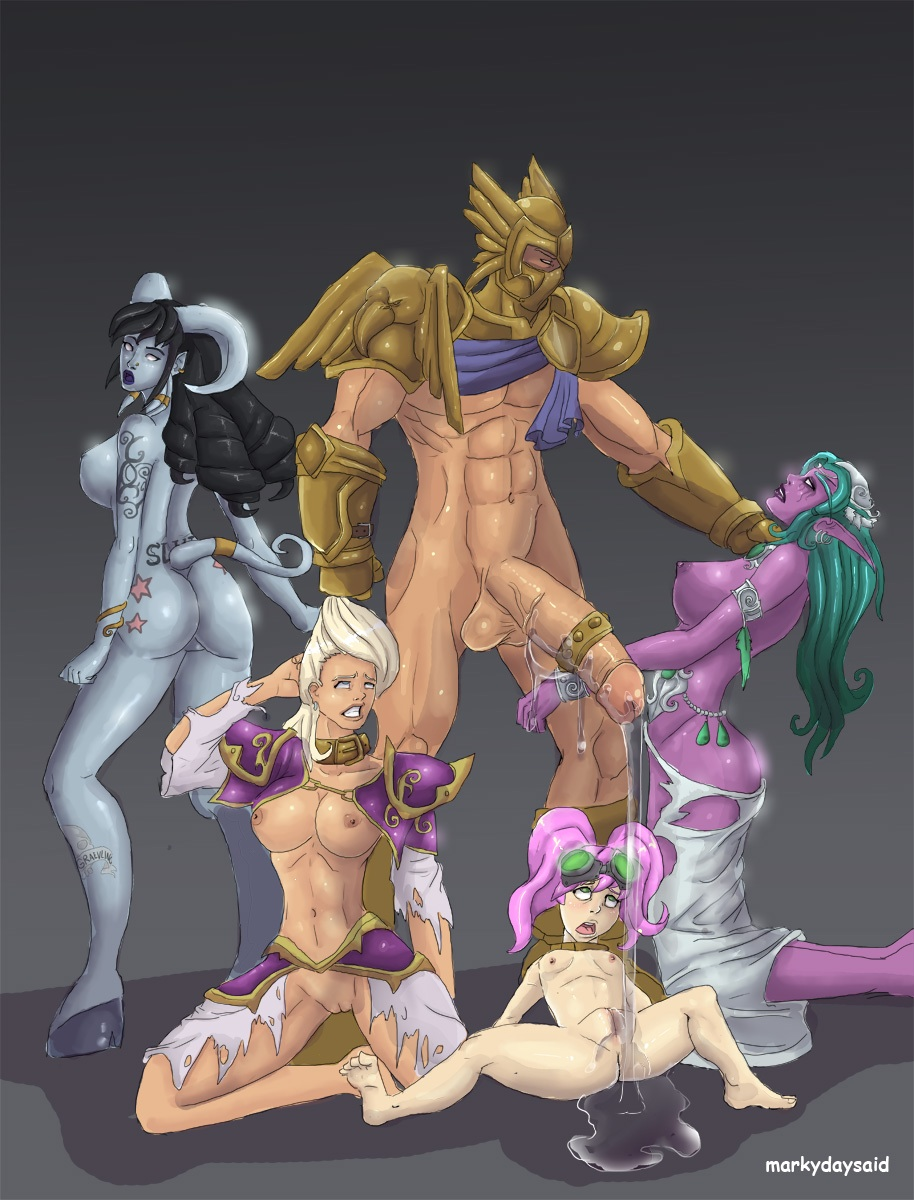 World of warcraft luscious naked scene