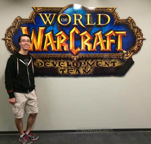 Новый аддон от Blizzard(секретная инфа)