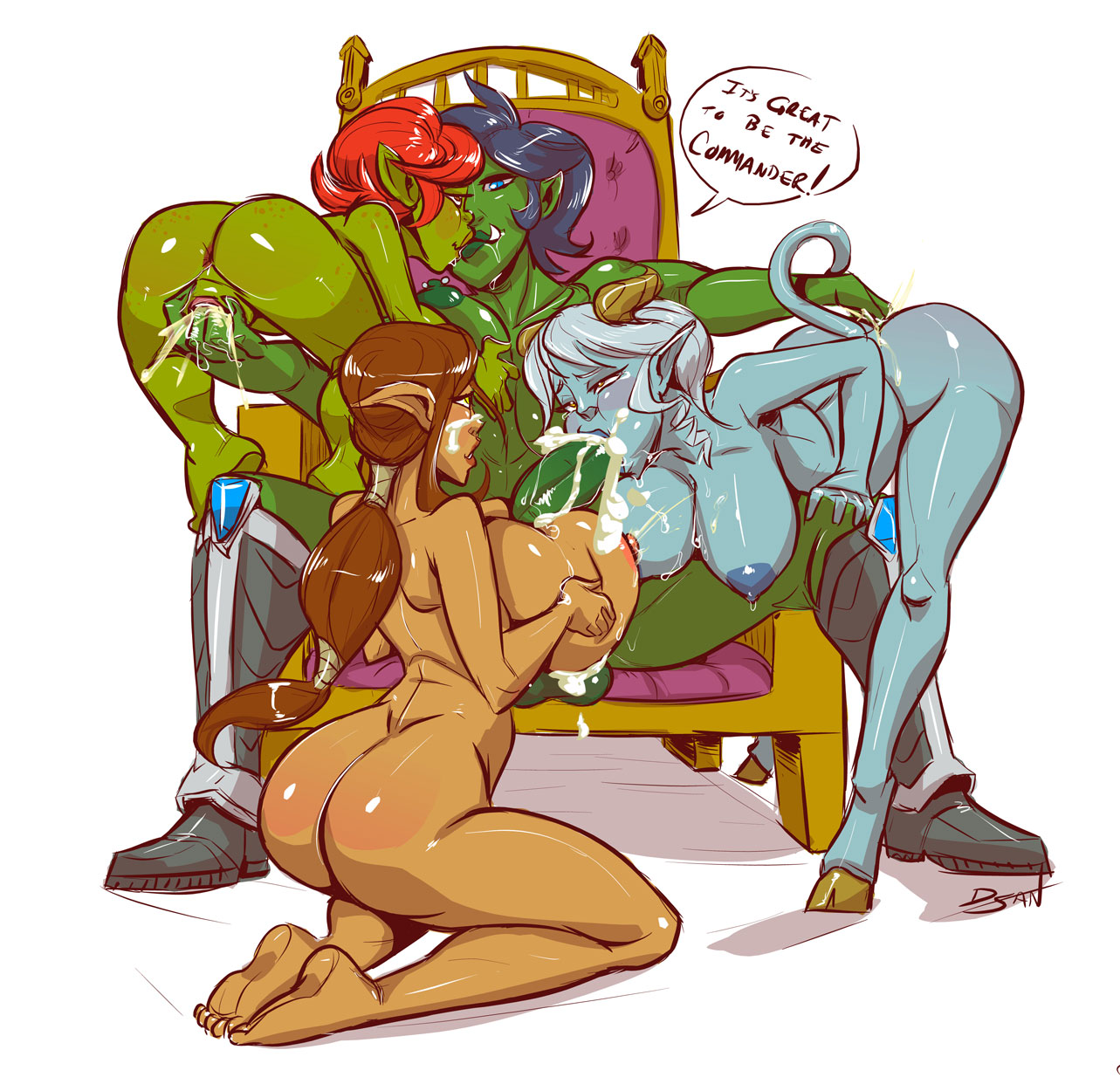 Draenei and orc porn french smut girls