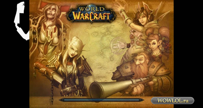 TBC loading screen