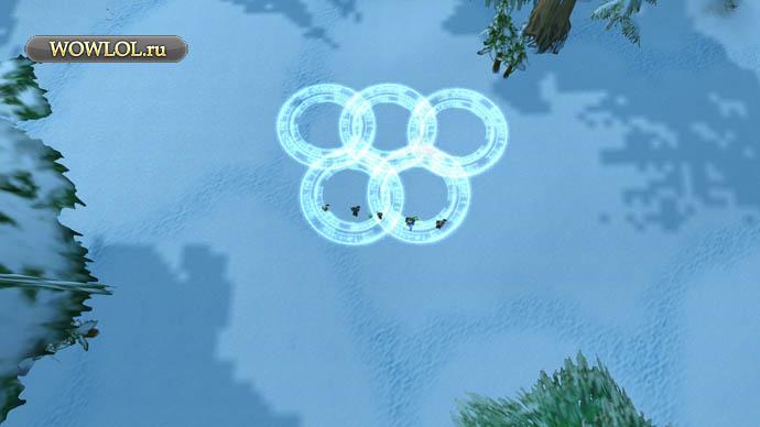 Олимпийские игры 2014 в Стальгорне